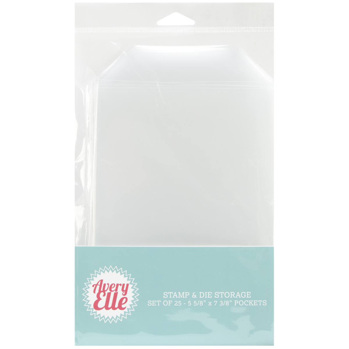 Avery Elle STAMP STORAGE POCKETS SS-25 zoom image
