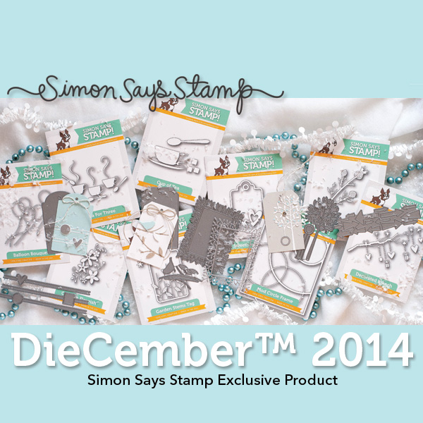 Simon Says Stamp DieCember 1 KIT AND CABOODLE DIEC14 zoom image