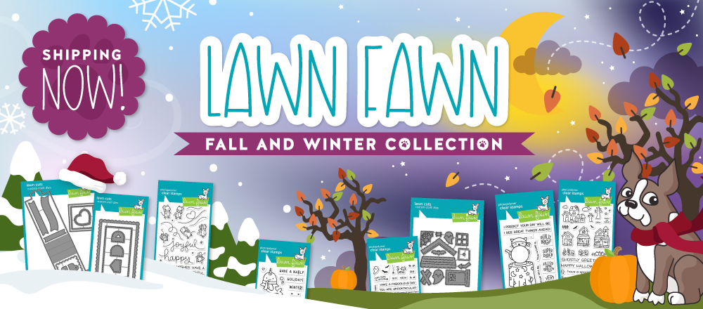 New Fall and Winter Lawn Fawn