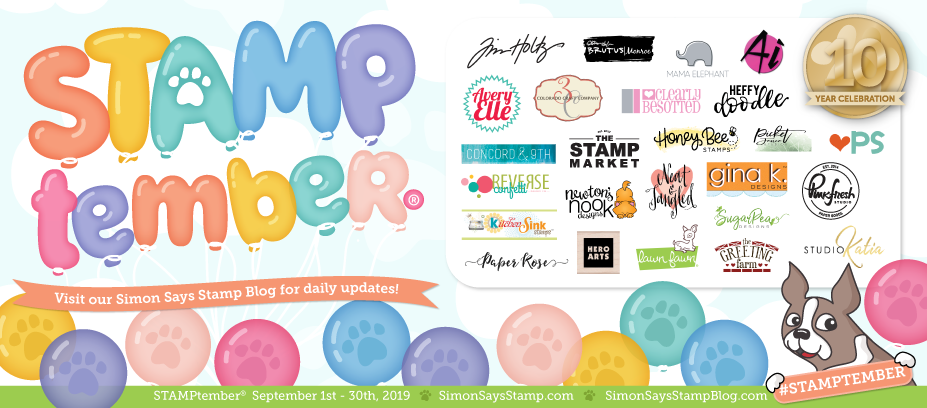 STAMPtember Exclusive Collaborations