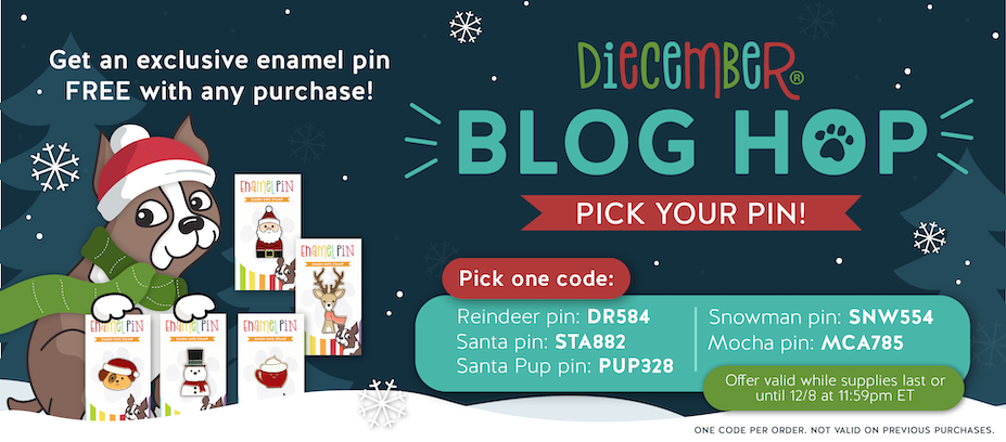 Pick Your Pin Cyber Monday