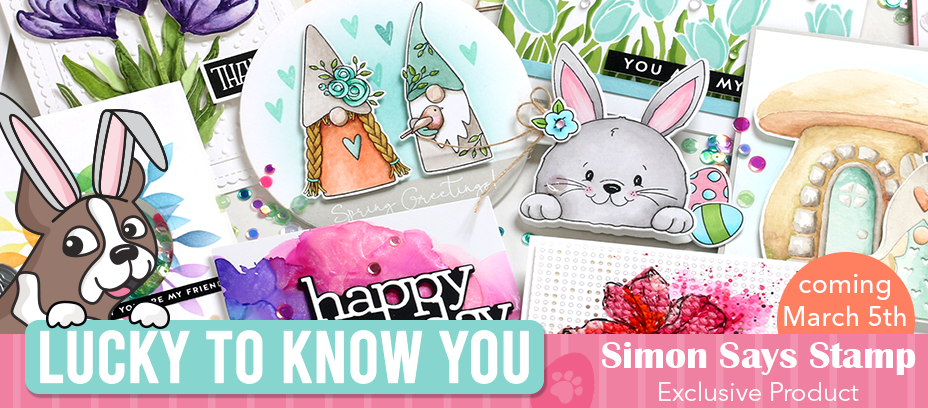 Lucky to Know You Exclusive Collection Sneak Peek