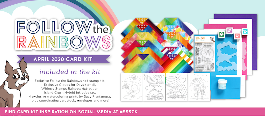 Look for the Rainbows Card Kit