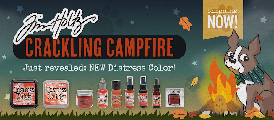 Crackling Campfire Shipping NOW