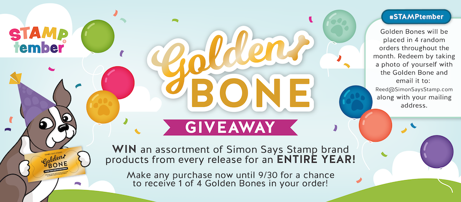 Golden Bone Giveaway