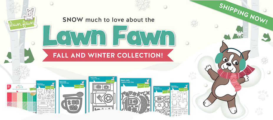 New Lawn Fawn 2020 Fall and Winter