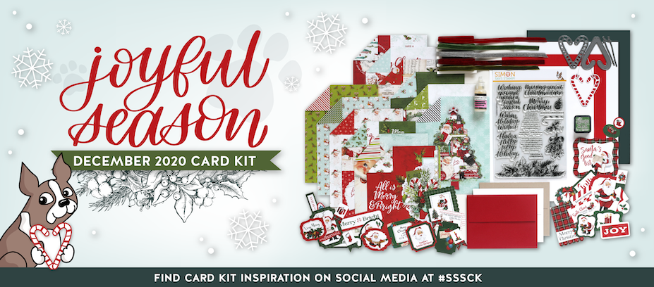 December 2020 Card Kit of the Month