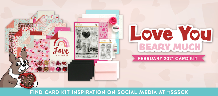 Love You Beary Much Card Kit Reveal