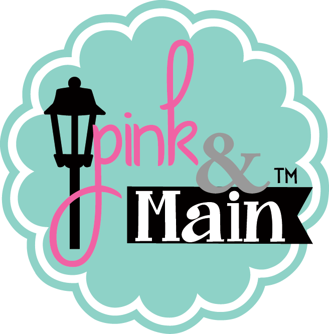 Pink and Main brand image