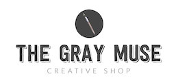 The Gray Muse logo