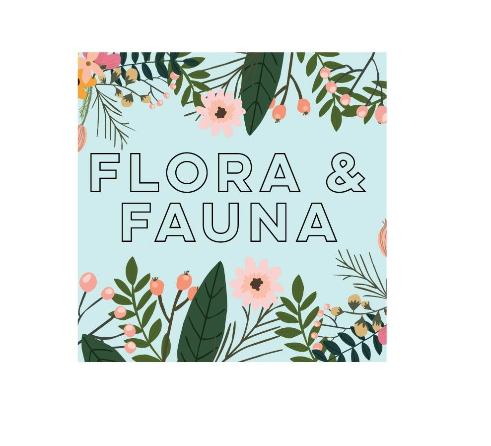 Flora and Fauna brand image