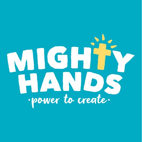 Mighty Hands logo