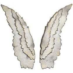 Tim Holtz Sizzix Die LAYERED ANGEL WINGS Bigz 658259