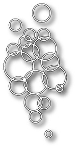 Memory Box LOOPY RINGS Craft Die 98370 Preview Image