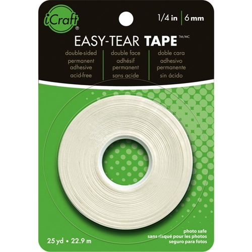Therm O Web 0.25 INCH iCraft Adhesive Double Sided 3374* Preview Image