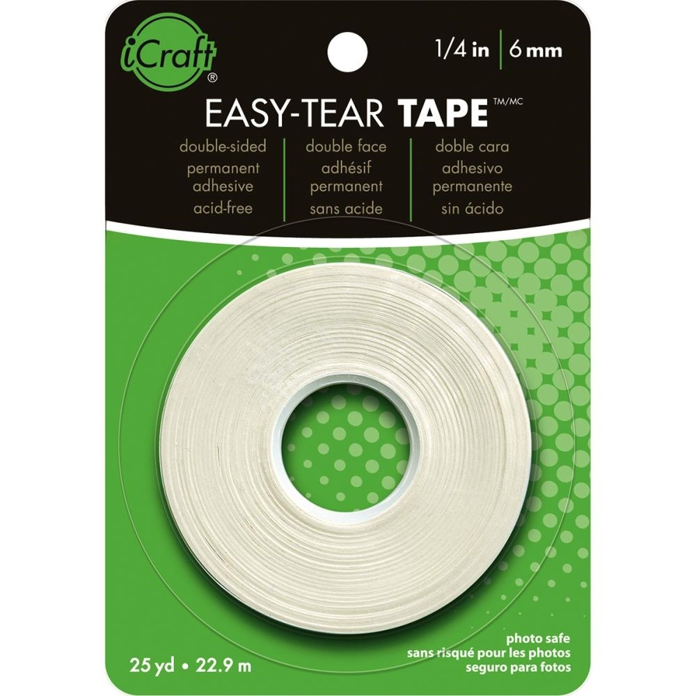 Therm O Web 0.25 INCH iCraft Adhesive Double Sided 3374* zoom image