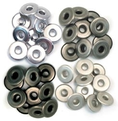 We R Memory Keepers COOL METAL WIDE Eyelets 41596-1 Preview Image