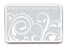 Hero Arts Shadow Ink Pad SOFT GRANITE Mid-Tone AF226 zoom image
