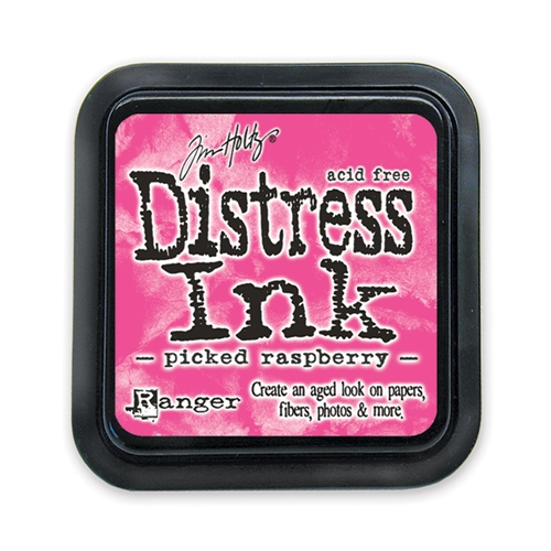 Tim Holtz Distress Ink Pad PICKED RASPBERRY Ranger TIM34995 Preview Image