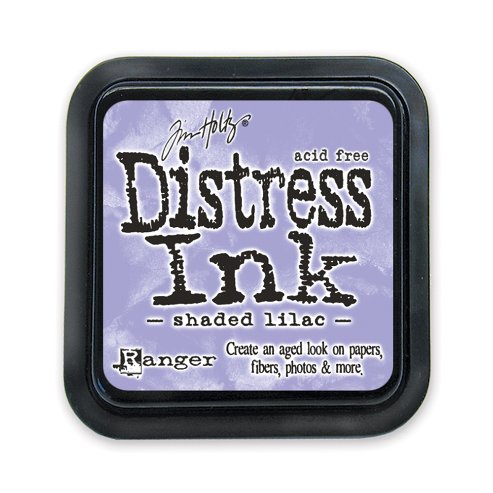 Tim Holtz Distress Ink Pad SHADED LILAC Ranger TIM34957 zoom image