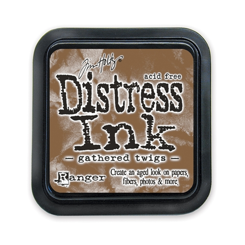 Tim Holtz Gathered Twigs Distress Ink Pad