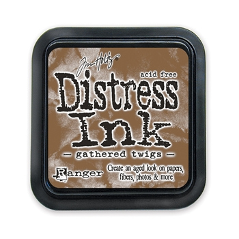 Tim Holtz Distress Ink Pad GATHERED TWIGS Ranger TIM32823