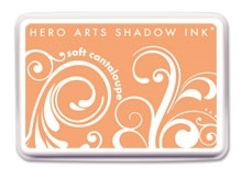 Hero Arts Shadow Ink Pad SOFT CANTALOUPE af242 Preview Image