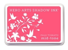 Hero Arts Shadow Ink Pad PALE TOMATO Mid-Tone AF233 Preview Image