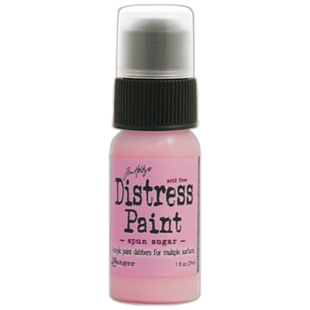 Tim Holtz Distress Paint SPUN SUGAR Ranger TDD36470