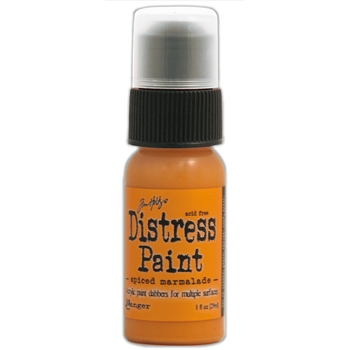 Tim Holtz Distress Paint SPICED MARMALADE Ranger TDD36463