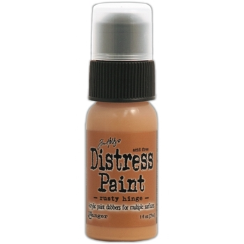 Tim Holtz Distress Paint RUSTY HINGE Ranger TDD36432