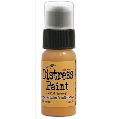 Tim Holtz Distress Paint WILD HONEY Ranger TDD36531 Preview Image