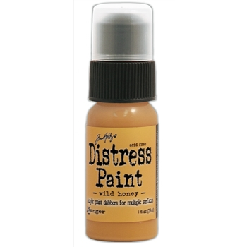 Tim Holtz Distress Paint WILD HONEY Ranger TDD36531