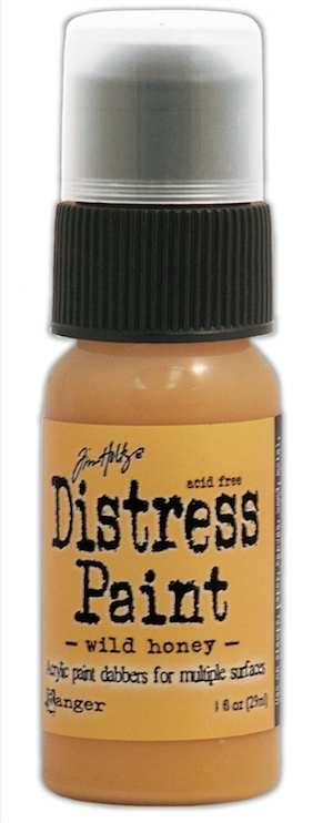 Tim Holtz Distress Paint WILD HONEY Ranger TDD36531 zoom image