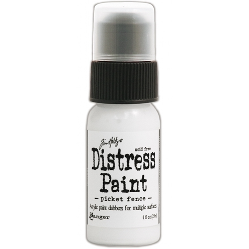 Tim Holtz Distress Paint PICKET FENCE Ranger TDD36425 Preview Image
