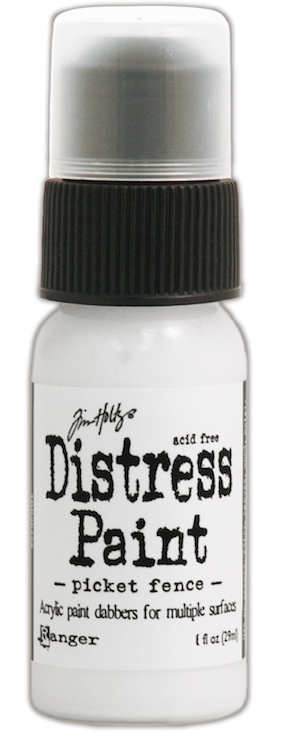 Tim Holtz Distress Paint PICKET FENCE Ranger TDD36425 zoom image