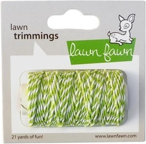 Lawn Fawn Lime Bakers Twine