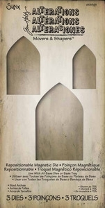 Tim Holtz Sizzix Die SIZED ARCHES Movers Shapers 658565 Preview Image