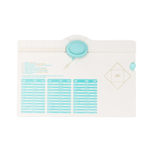 We R Memory Keepers ENVELOPE PUNCH BOARD 71277-0 Preview Image