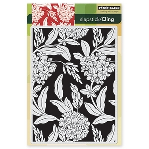 Penny Black Cling Stamp BLISSFUL Rubber Unmounted 40 205 zoom image