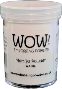 WOW Embossing MELT IT POWDER WA50L