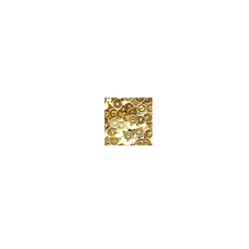Sequins Flat GOLD METALLIC Pack of 1200 m5f13 *