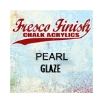 Paper Artsy Fresco Finish PEARL GLAZE Chalk Acrylic Paint 1.69oz FF53 Preview Image