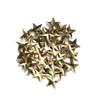 Darice GOLD STAR Sequins 10035-22