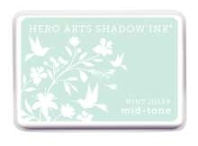 Hero Arts Shadow Ink Pad MINT JULEP Mid-Tone aF246 Preview Image