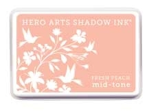 Hero Arts Shadow Ink Pad FRESH PEACH Mid-Tone AF247