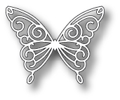 Simon Says Stamp LEANNA BUTTERFLY Wafer Die S171 Preview Image
