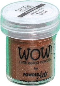 WOW Embossing Powder COPPER PEARL Regular WE04R zoom image