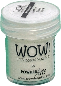 WOW Embossing Powder RED PEARL Regular WE09R