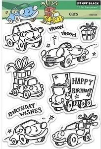 Penny Black Clear Stamps CARS 30-177 zoom image
